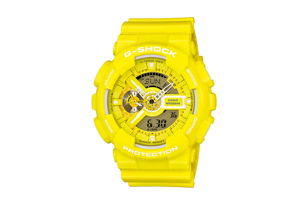 Casio G-Shock 2014 GA-110BC Collection