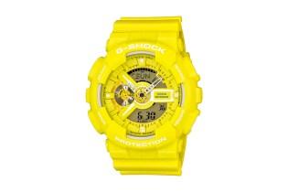 Casio G-Shock 2014 GA-110BC Collection