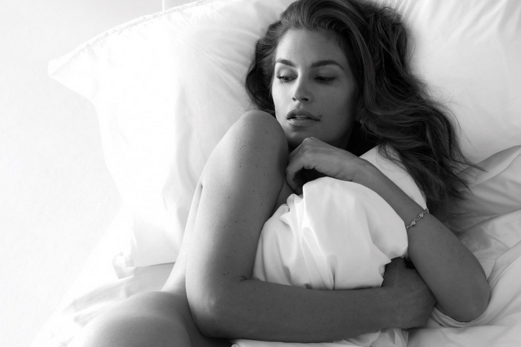 """Celebrities Undress for W Magazine's """"Pillow Tweets"""" Editorial by Mert & Marcus"""