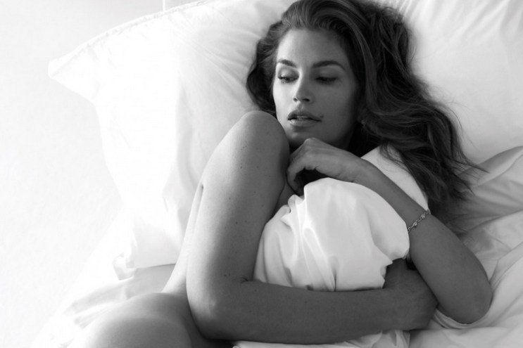 "Celebrities Undress for W Magazine's ""Pillow Tweets"" Editorial by Mert & Marcus"