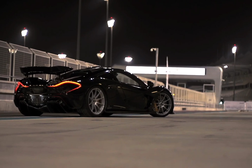 Chris Harris Takes the McLaren P1 for a Spin