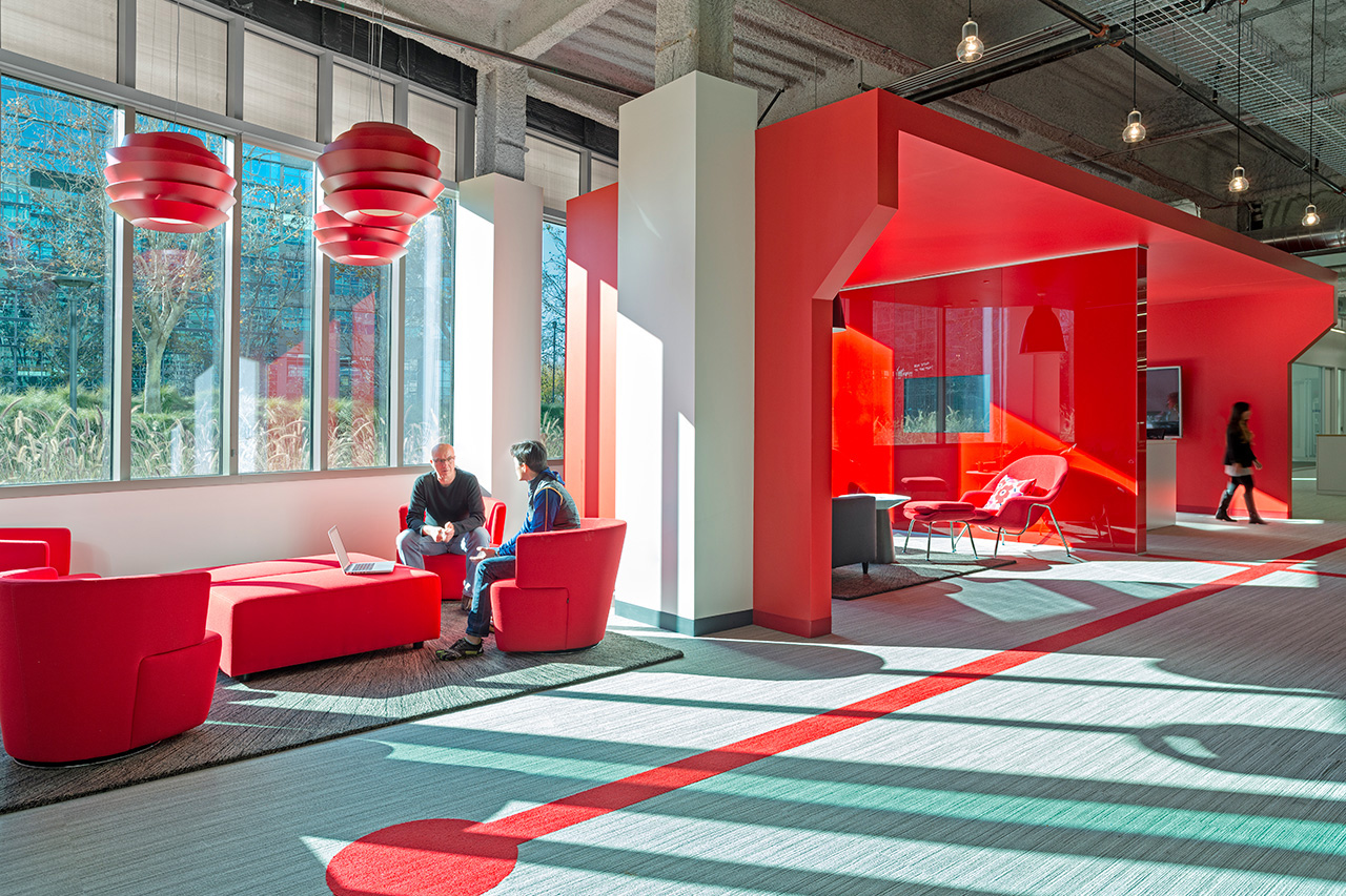 Comcast Silicon Valley Innovation Center by Design Blitz