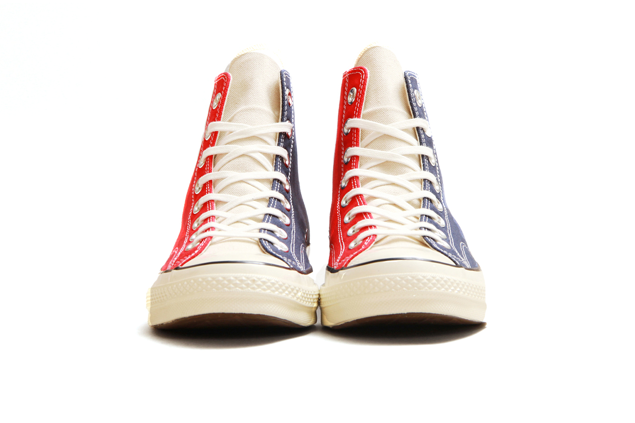 "Concepts & La MJC for Converse 2014 ""Paris Loves America"" Chuck Taylor"