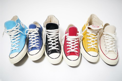 Converse 2014 Spring Chuck Taylor All Star 1970s Collection