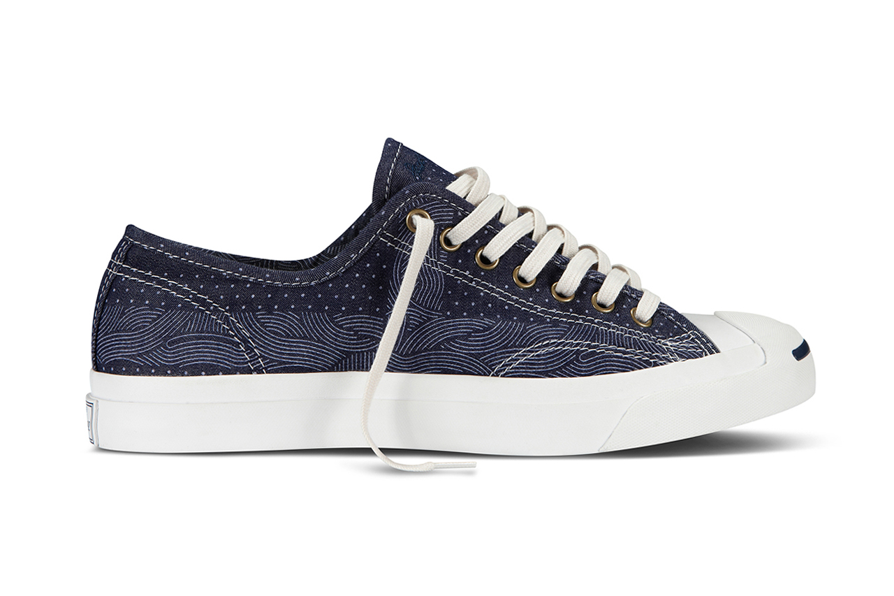 Converse 2014 Spring/Summer Jack Purcell Collection