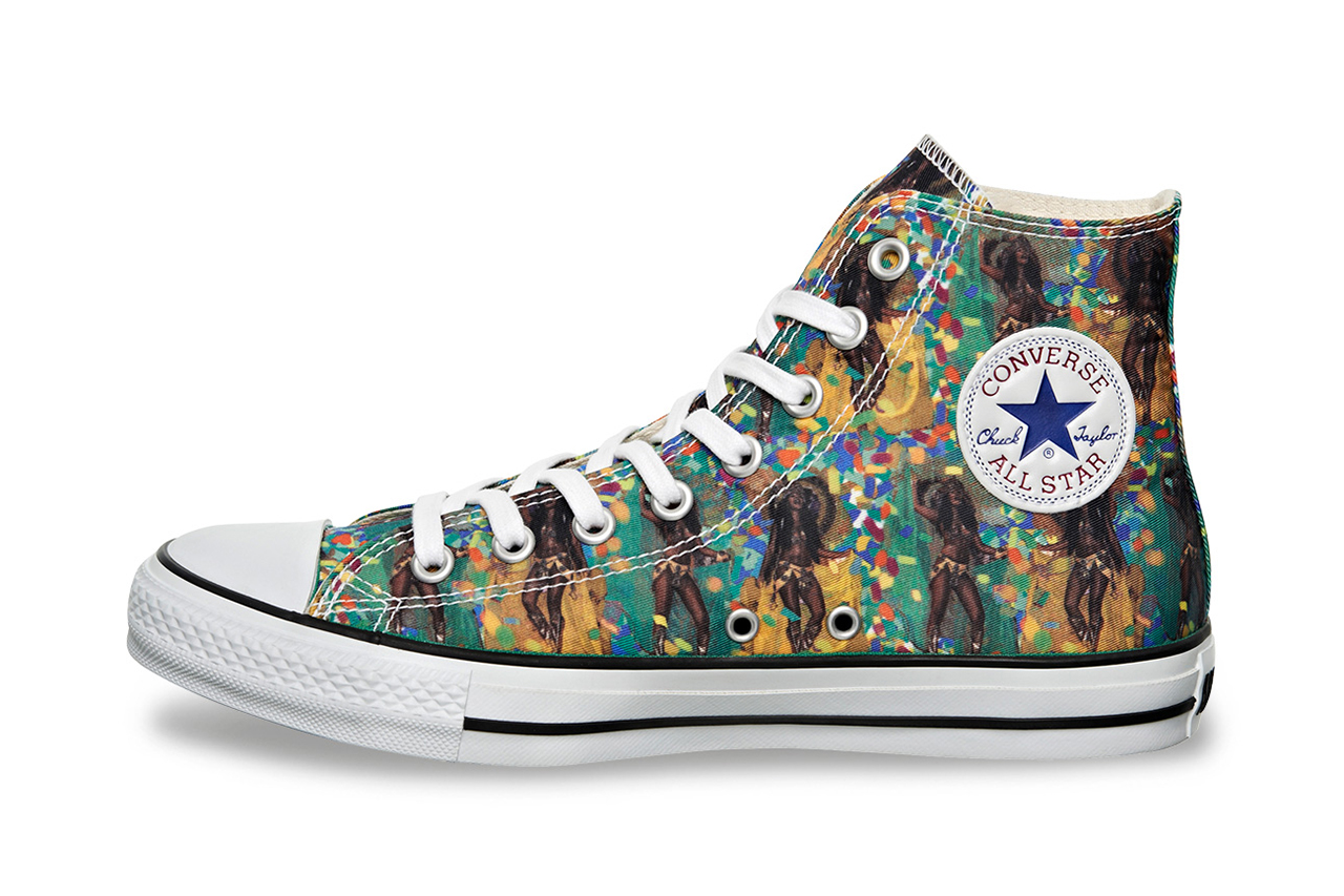 Converse Japan 2014 Spring/Summer Chuck Taylor All Star Collection