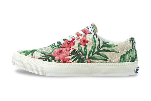 "Converse Japan 2014 Spring/Summer Skidgrip ""Tropics"""