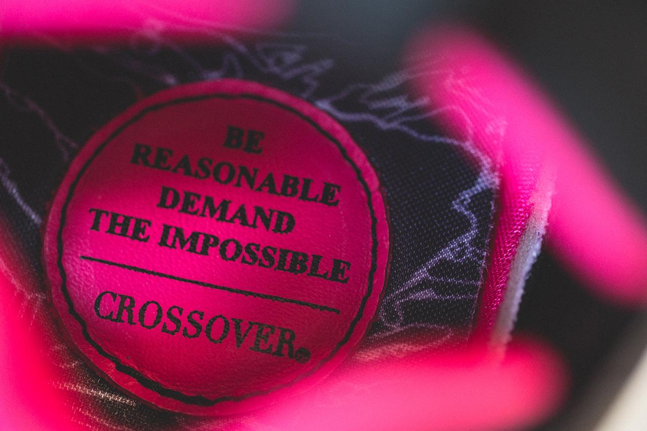 CROSSOVER x Reebok Instapump Fury 20th Anniversary