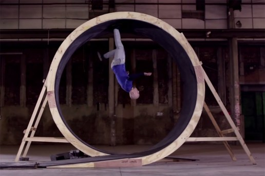 Check Out the World's First Human Loop the Loop