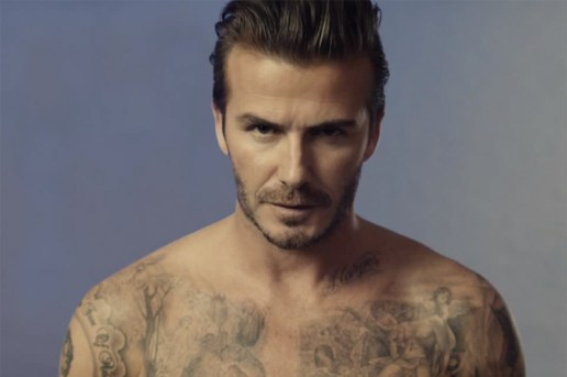 David Beckham Runs from Rooftop to Rooftop in Latest Spot for H&M