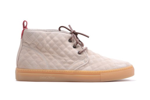Del Toro 2014 Spring Quilted Alto Chukkas