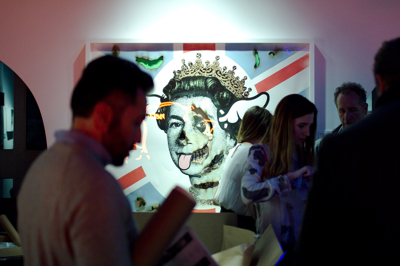 dface one man his dog exhibition stephen webster recap