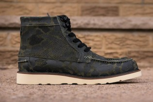 "Diamond Supply Co. G.I. Boot ""Rain Fog Camo"""