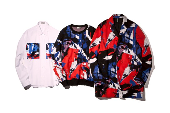 Dior Homme 2014 Spring/Summer Capsule Collection