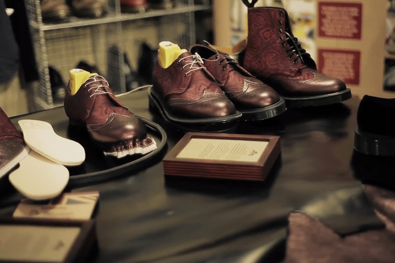 Dr. Martens Crafted Collection
