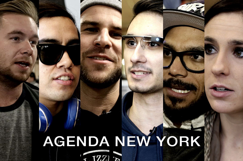 East or West: What Makes Agenda New York Unique