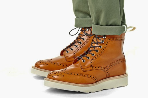 END. x Tricker's 2014 Spring/Summer Collection