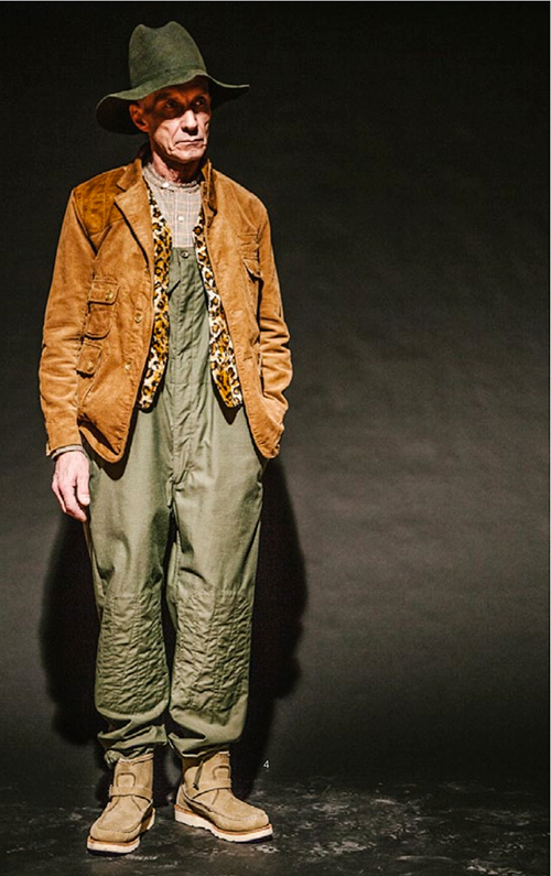 Engineered Garments 2014 Fall/Winter Lookbook