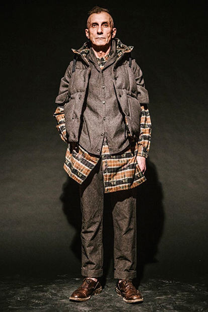 Engineered Garments 2014 Fall/Winter Lookbook