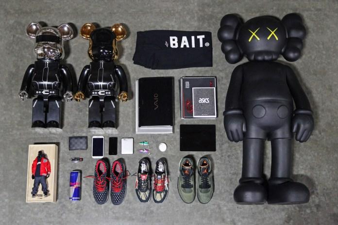 Essentials: Eric Cheng of BAIT
