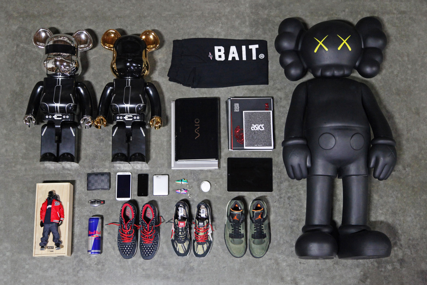 essentials eric cheng of bait