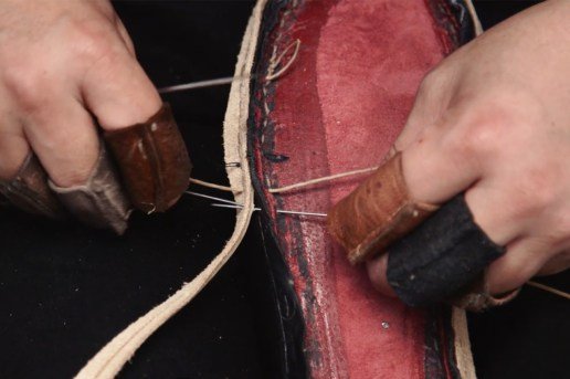 FEIT Footwear Handmakes the DOUBLE STITCHDOWN Video