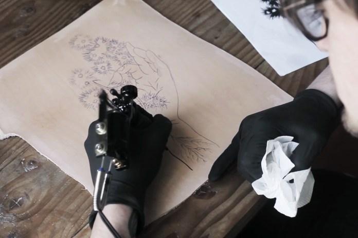 """Førtifem """"MAUVAISE VEINE"""" @ Salt Canvas Gallery Preview Video"""