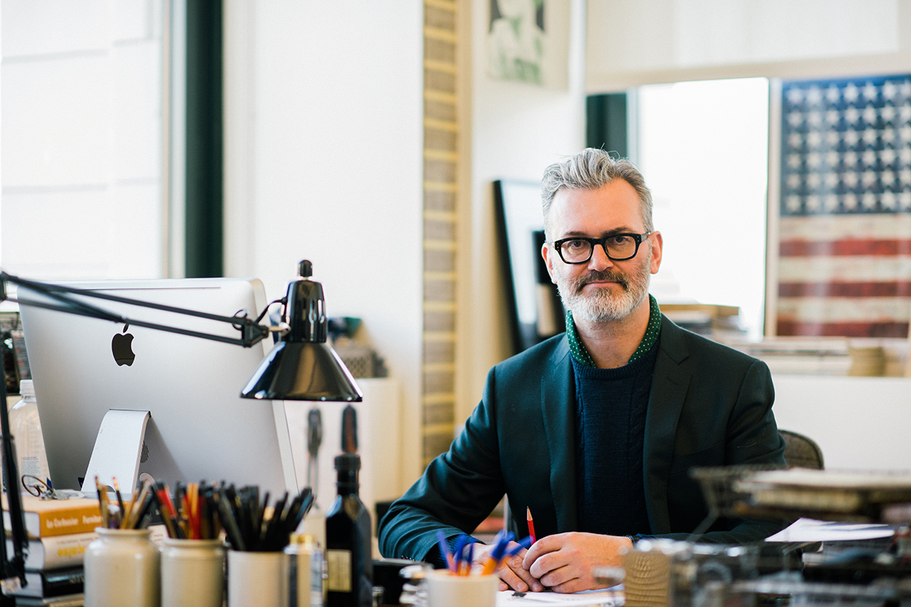 J.Crew's Frank Muytjens Discusses What Goes Into the Brand's Collections