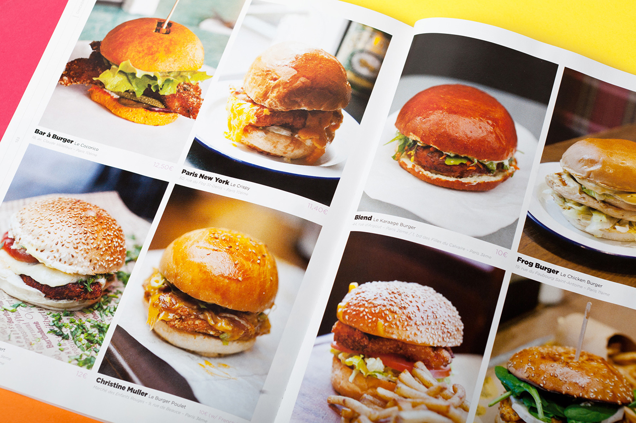 fricote issue 14 investigates burger porn 3 d food printing and more