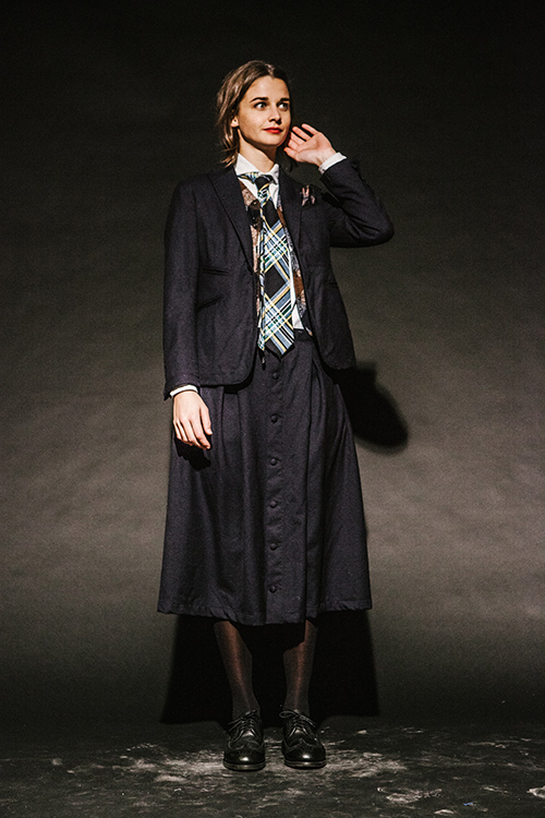 FWK by Engineered Garments 2014 Fall/Winter Lookbook