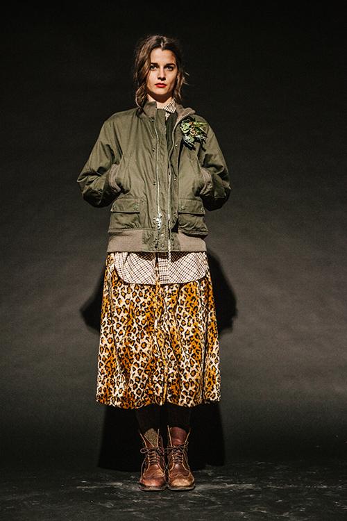 FWK by Engineered Garments 2014 Fall/Winter Lookbook