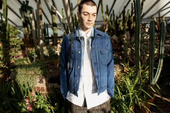 "GARBSTORE 2014 Spring/Summer ""Indoor Cavalry"" Lookbook"