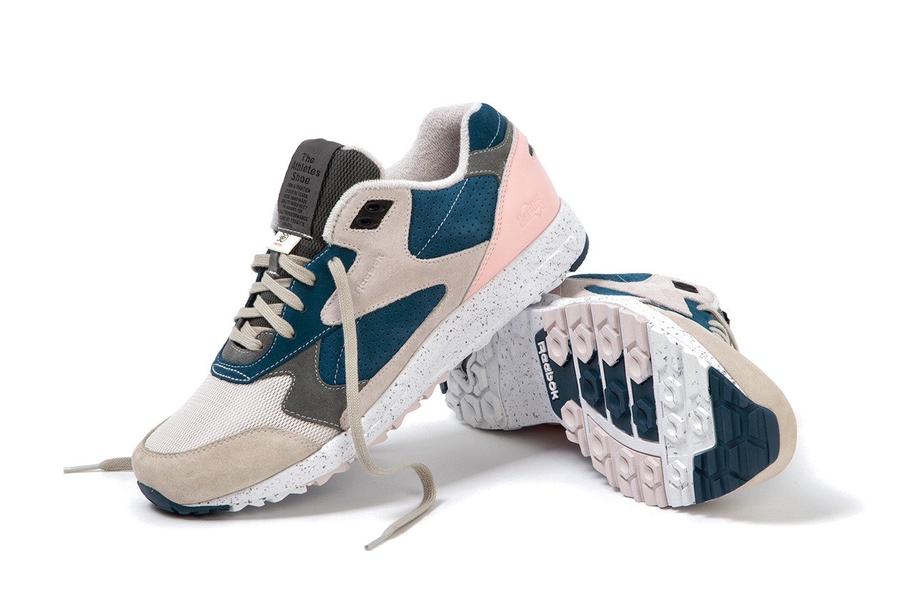 garbstore x reebok 2014 spring summer experimental colour transmission collection