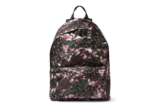 Givenchy Camo Flower-Print Backpack