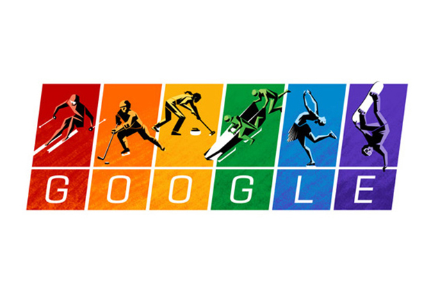 Google Shows Support for Gay Rights as the Olympics Get Underway in Sochi