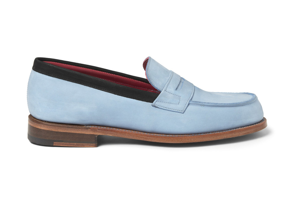 """Grenson 2014 Spring/Summer """"LONDON COLLECTIONS. MEN"""" Footwear Collection"""