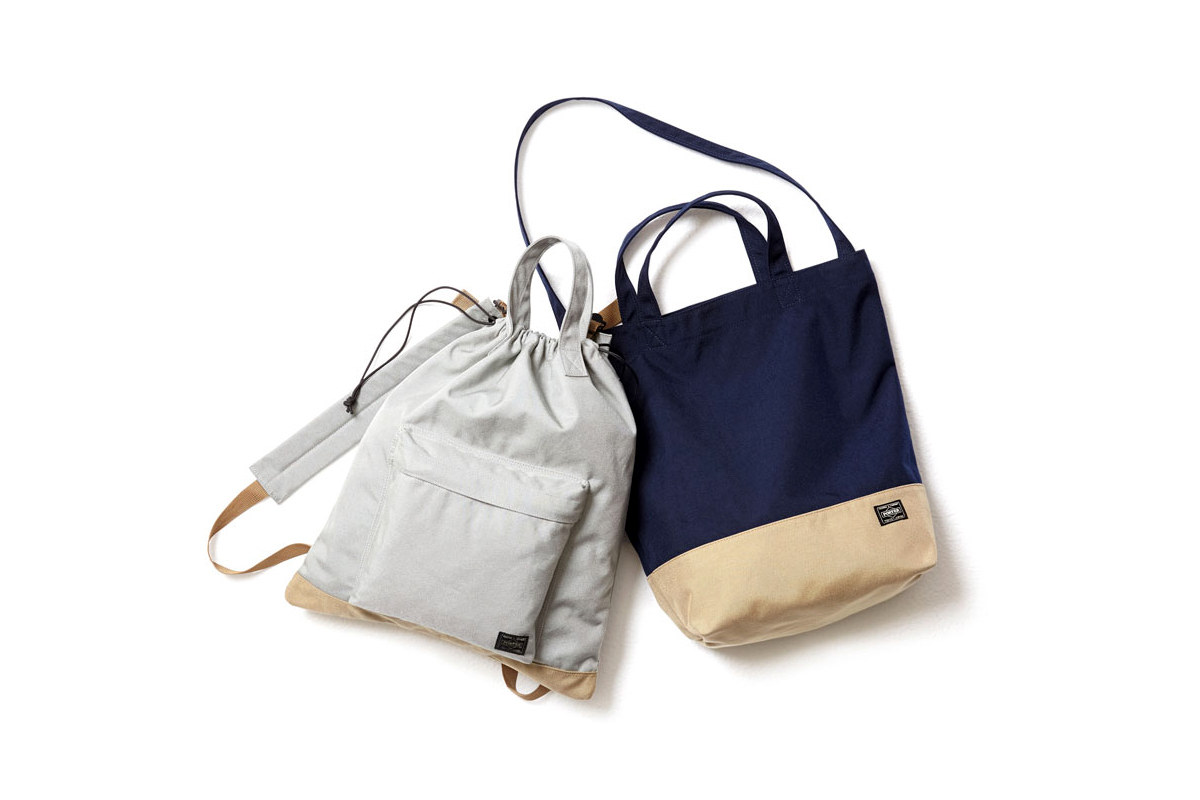 Head Porter 2014 Spring/Summer Accessory Collection
