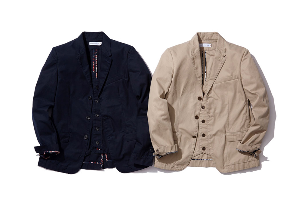 Head Porter Plus 2014 Spring/Summer Collection
