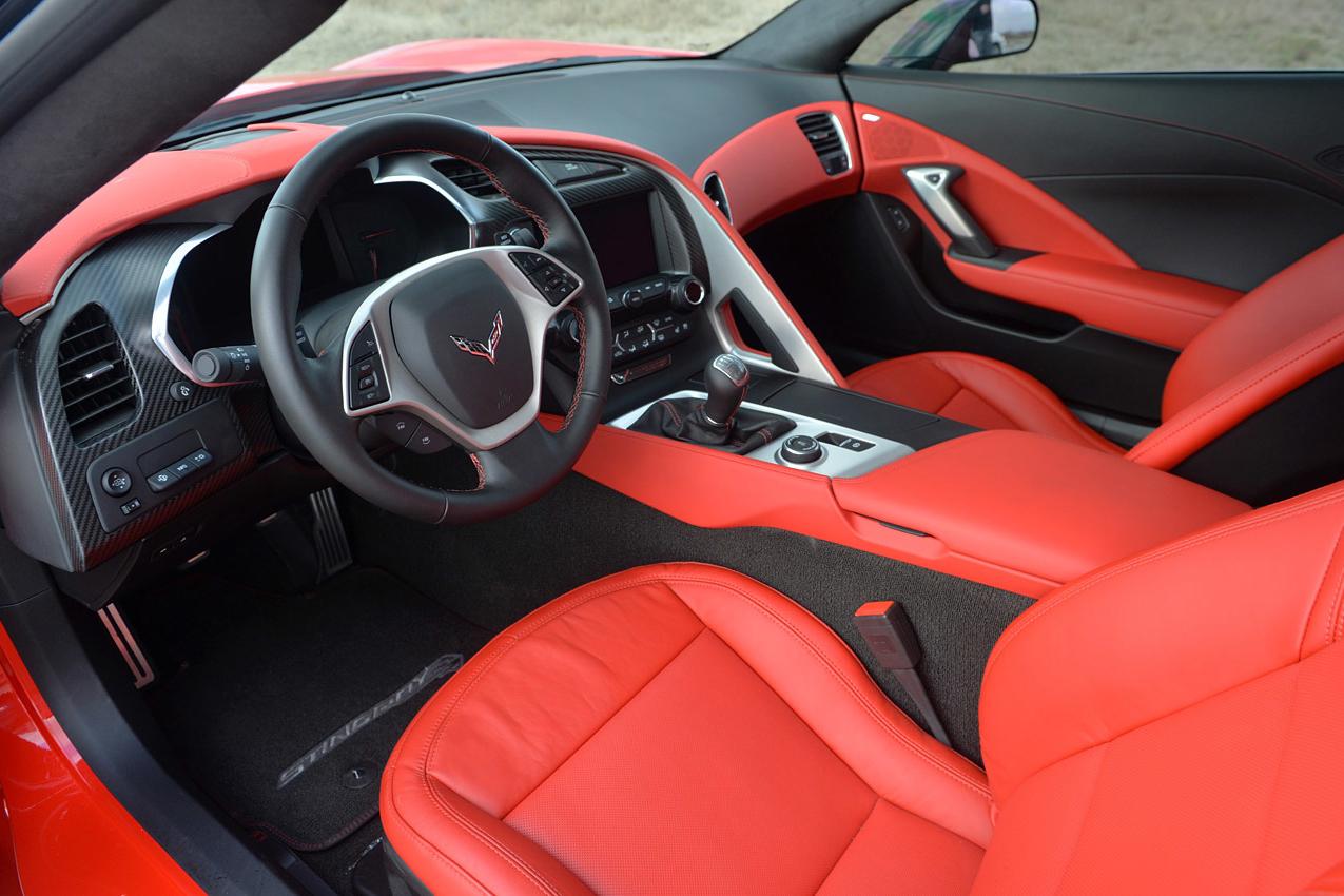 Hennessey Twin-Turbo Corvette Stingray HPE700