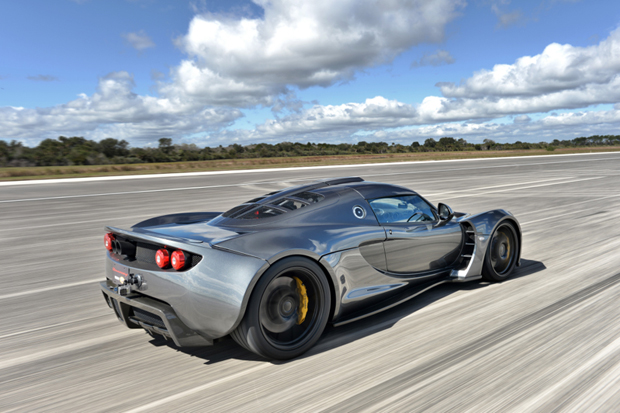 Hennessey Venom GT: The World's Fastest Production Car