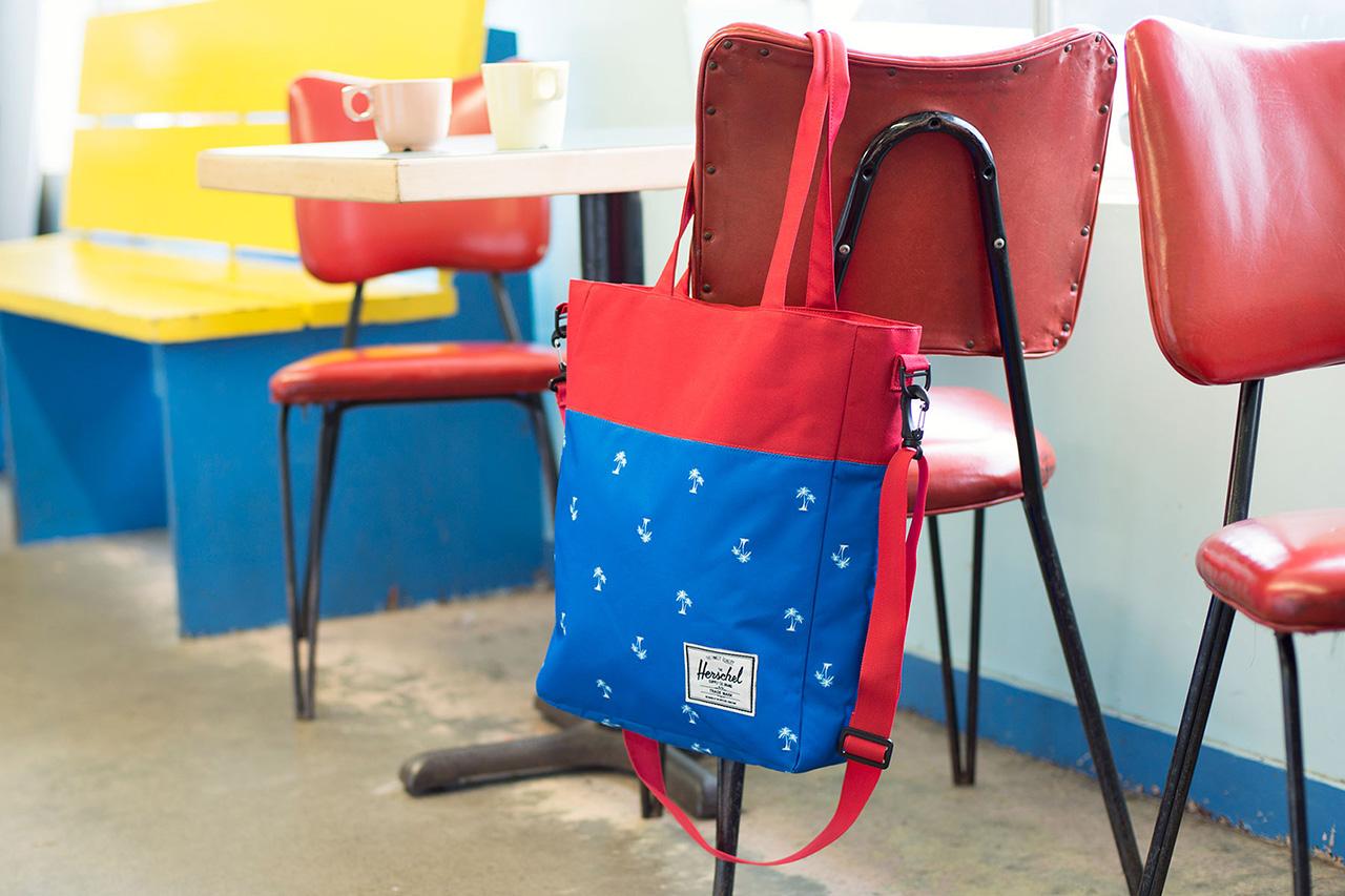 Herschel Supply Co. 2014 Spring Pier Tote Bag