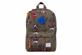 Herschel Supply Co. 2014 Spring/Summer Kids Collection