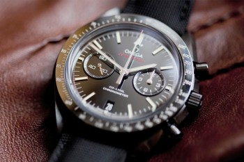 """HODINKEE Presents """"A Week on the Wrist"""" with the Omega Speedmaster """"Dark Side of the Moon"""""""