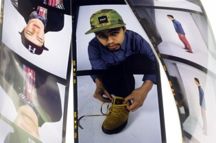 HUF 2014 Spring Lookbook