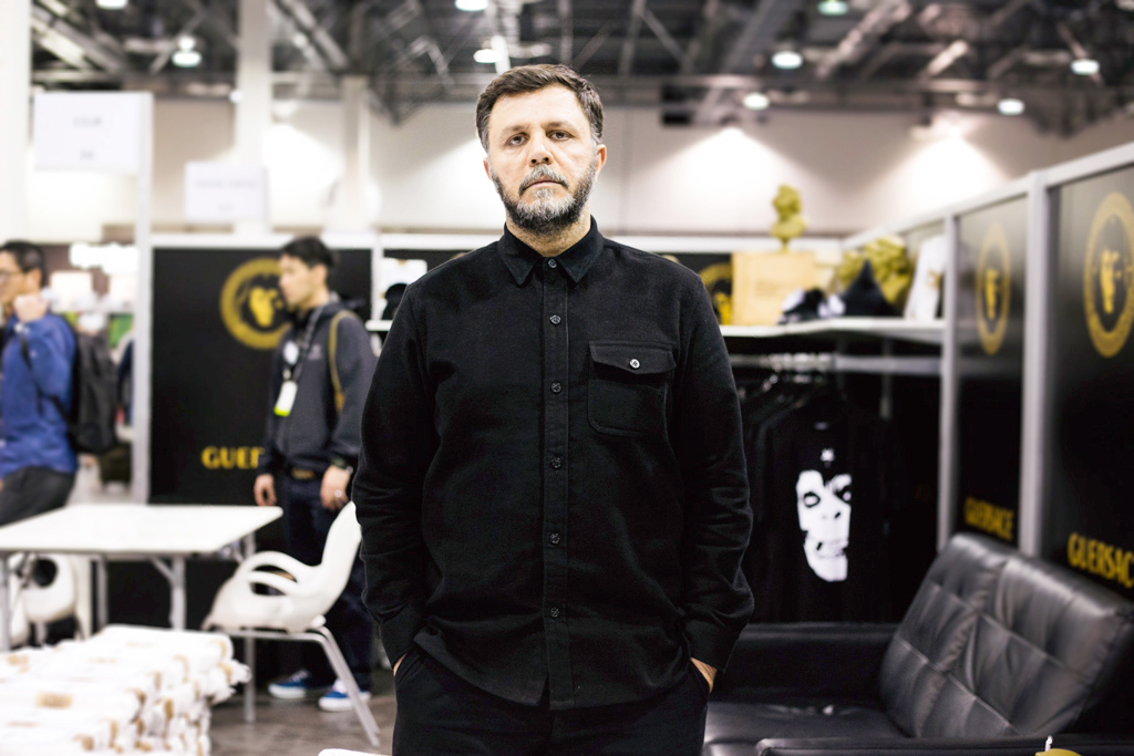 Ruslan Karablin of SSUR Dissects the Brand and its Future
