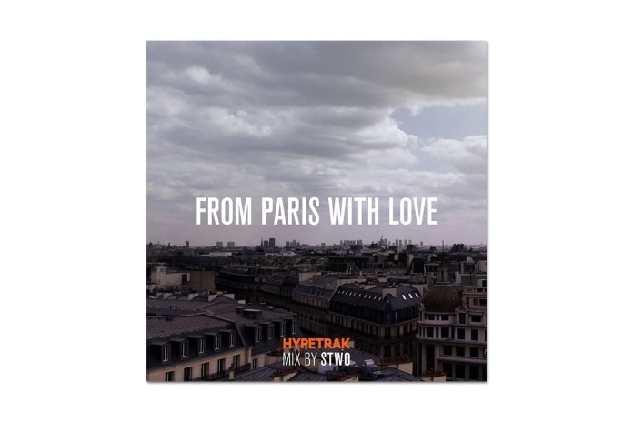 HYPETRAK Mix: STWO – From Paris With Love