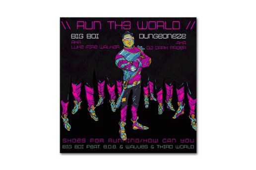 Big Boi featuring B.o.B. & Wavves & Third World – Run Th3 World