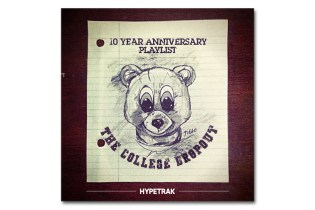"HYPETRAK Celebrates Kanye West ""College Dropout"" 10 Year Anniversary With Spotify Playlist"