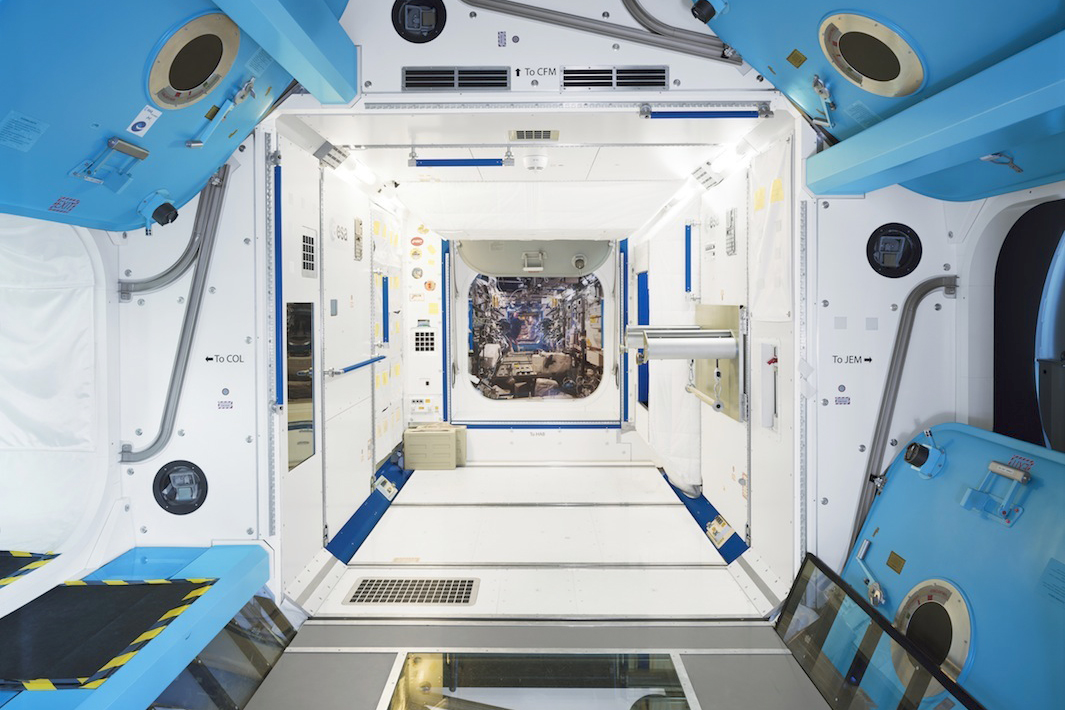 Inside the European Space Agency