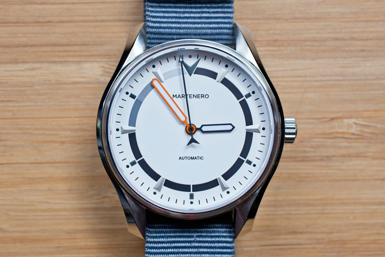 introducing martenero an affordable watchmaker from new york